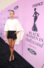 Ella Balinska At 13th Annual ESSENCE Black Women in Hollywood Luncheon in Beverly Hills