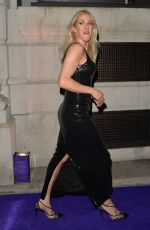 Ellie Goulding Attends the Universal music Brit awards after party in London
