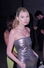 Elsa Hosk Arrives at the Amfar Gala
