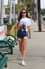Emily Ratajkowski Shopping in West Hollywood
