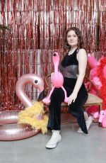 Emma Kenney At Eric Buterbaugh Los Angeles Fragrance Collection Launch Party 2020 in Los Angeles