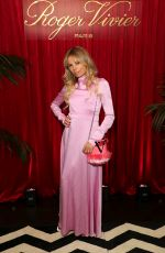 Erica Pelosini At Roger Vivier Dinner to Celebrate the release of
