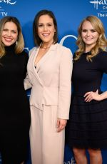 Erin Krakow At Hallmark Channel