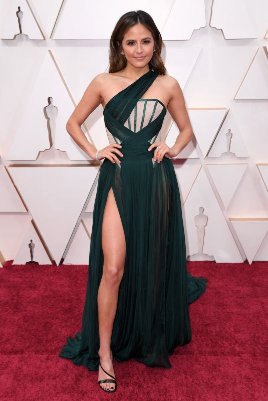 Erin Lim Attends the 92nd Annual Academy Awards in Los Angeles