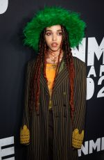 FKA Twigs At NME Awards, O2 Academy Brixton, London