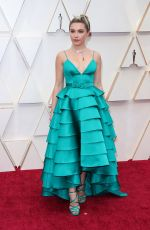 Florence Pugh At 92nd annual Academy Awards at the Dolby Theater in Los Angeles