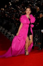 Florence Pugh At EE British Academy Film Awards 2020 in London