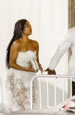 Gabrielle Union Attends Vanity Fair Bash Amid Plans To Sue Simon Cowell