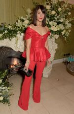 Gemma Arterton At BAFTA Vogue x Tiffany Fashion and Film afterparty in London