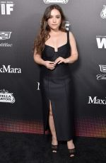 Gideon Adlon At 13th Annual Women In Film Female Oscar Nominees Party at Sunset Room Hollywood