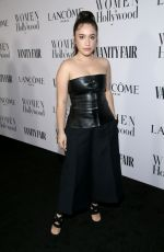 Gideon Adlon At Vanity Fair and Lancome Women In Hollywood Celebration at SoHo House West Hollywood