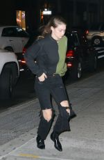 Gigi Hadid Seen out & about in New York City
