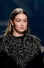 Gigi Hadid Walks the runway during the Isabel Marant show – Paris Fashion Week Fall/Winter 2020/2021