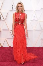 Giuliana Rancic Attends the 92nd Annual Academy Awards in Los Angeles