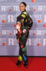 Grace Carter At 40th Brit Awards, Arrivals, The O2 Arena, London