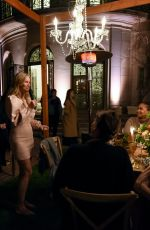 Gwyneth Paltrow At Gwyneth Paltrow and goop Host Glow To Dinner in Beverly Hills