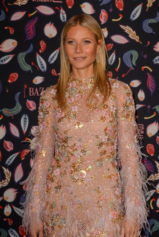Gwyneth Paltrow At Harper