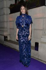 Hailee Steinfeld Arriving to The Brit Awards after party in London