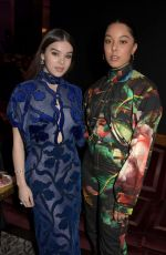 Hailee Steinfeld At The Brit Awards after party in London