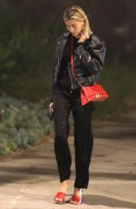 Hailey Bieber Hits the Youtube building in Beverly Hills