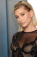 Hailey Rhode Baldwin (Bieber) At Vanity Fair Oscar Party in Los Angeles