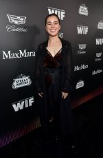 Haley Lu Richardson At 13th Annual Women In Film Female Oscar Nominees Party at Sunset Room Hollywood