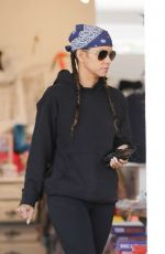 Halle Berry Shopping in LA
