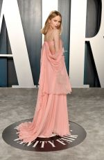 Halston Sage At 2020 Vanity Fair Oscar Party in Beverly Hills