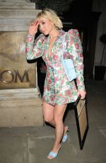 Helen George At The Radio Times Covers Party, London
