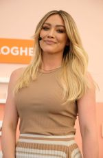 Hilary Duff At #BlogHer20 Health Panel in LA