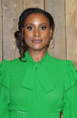 Issa Rae At Michael Kors Collection Fall/Winter 2020 Runway Show - February 2020 during New York Fashion Week