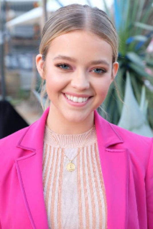 Jade Pettyjohn At #BlogHer20 Health at Rolling Greens Los Angeles in Los Angeles
