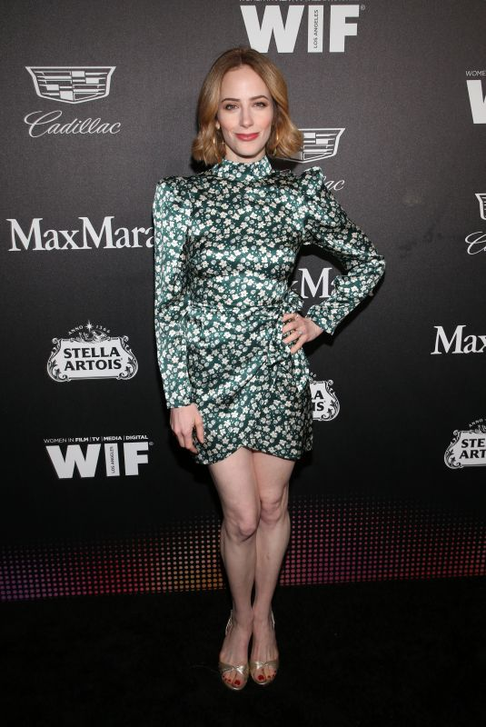 Jaime Ray Newman At 13th Annual Women in Film Oscar Party Celebration, Sunset Room, Los Angeles