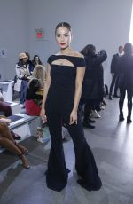Jamie Chung At Chiara Boni show at New York Fashion Week