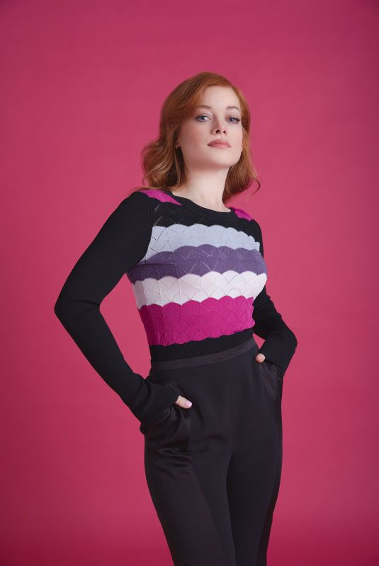 Jane Levy - InStyle