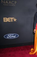 Janelle Monae At 51st NAACP Image Awards in Pasadena
