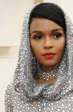 Janelle Monáe At 92nd annual Academy Awards at the Dolby Theater in Los Angeles