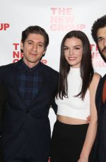 Jennifer Damiano At Opening Night party for The New Group