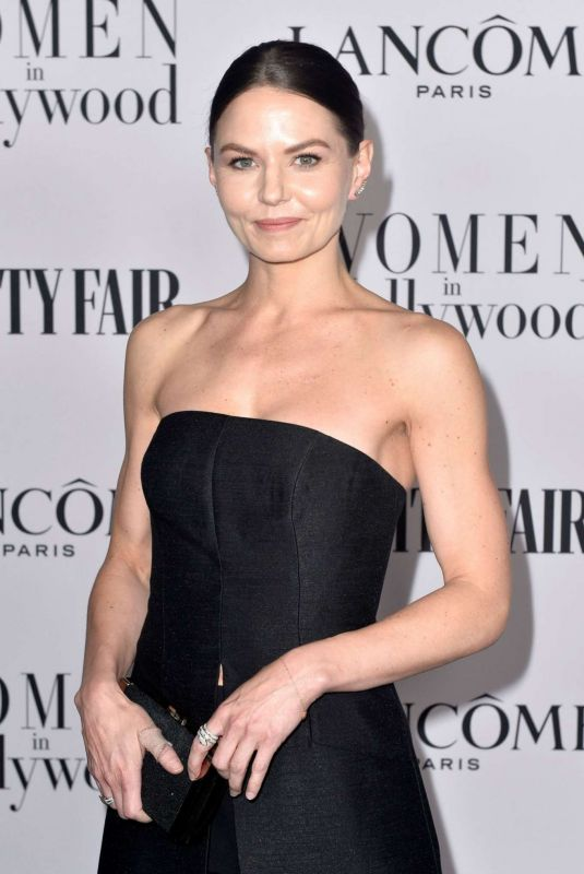 Jennifer Morrison At Vanity Fair and Lancome Women in Hollywood Celebration in West Hollywood