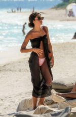 Jessica Aidi Tans in Tulum with gal pal Sethanie Taing