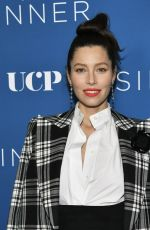 Jessica Biel At Premiere of USA Network