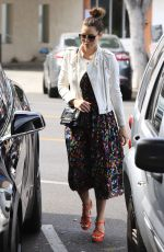 Jessica Biel Out for lunch in LA