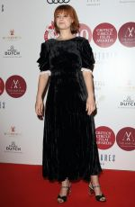 Jessie Buckley At 40th Annual London Critics Circle Film Awards at The Mayfair Hotel, London
