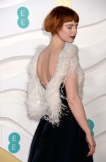 Jessie Buckley At BAFTA Vogue x Tiffany Fashion and Film afterparty, Annabel