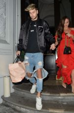 Jesy Nelson Out and about, London