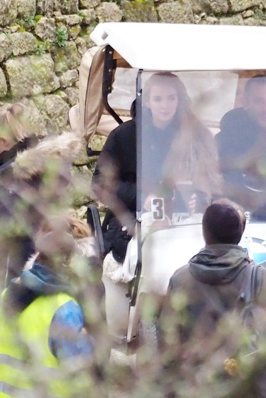 Jodie Comer Takes part in new R.Scott film The last duel in Sarlat