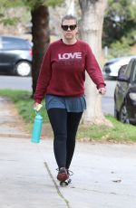 Jodie Sweetin Out in LA