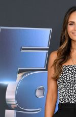 "Jordana Brewster At ""The Road to F9"" Global Fan Extravaganza in Miami"