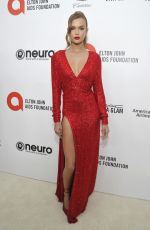 Josephine Skriver At Elton John AIDS Foundation Oscar Viewing Party in West Hollywood