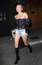 Josie Canseco Leaving The Nice Guy in LA